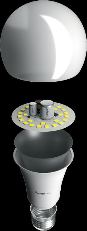 Лампа со светодиодами OSRAM