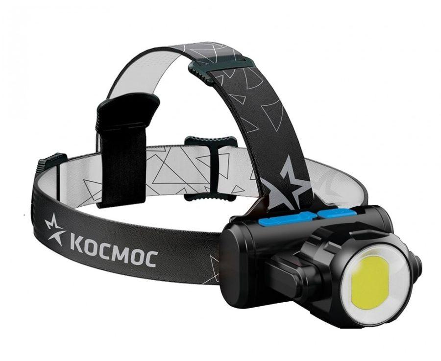 Космос фонарь налобный KOCH5WLi-On