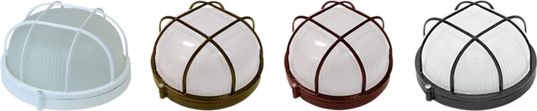 Защищенные светильники для бани
