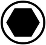 шестигранный шлиц отвертки