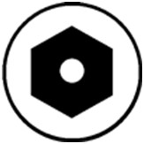 защищённый шестигранный шлиц