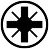 крестообразный шлиц Pozidriv